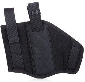 FALCO Opaskové puzdro nylonové OWB typ C704 RICHARDS pre Glock 17, pravák, čierne
