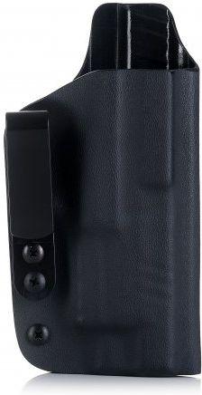 FALCO Opaskové puzdro IWB typ A901 Kydex pre G17, štandard mieridla, pravák, čierne