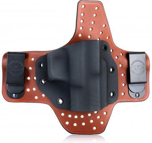 FALCO Opaskové puzdro IWB typ A216 pre G17, štandard mieridla, ľavák, čierne
