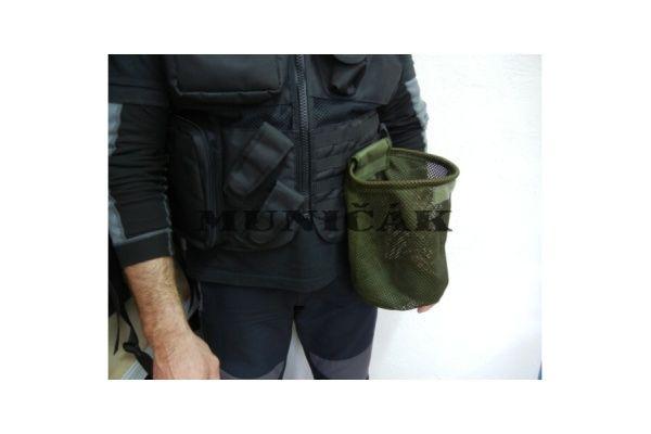 FALCO Dump pouch, MOLLE, čierne - čierny, (5405)