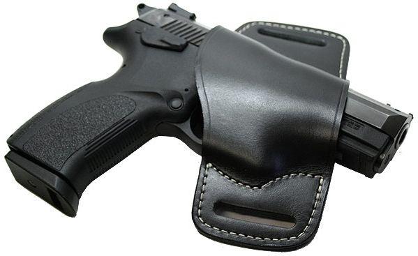 FALCO Opaskové puzdro typ 81 kožené SPEED Glock 17