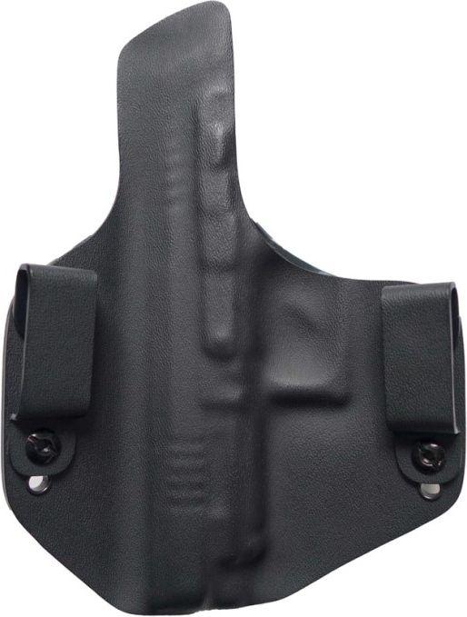 FALCO Opaskové puzdro kydexové typ 6301 s prevlečkami Glock17 - coyote