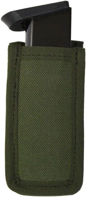 FALCO Púzdro na pištolový zásobník s vnútornými svorkami, MOLLE - zelené, (51012)