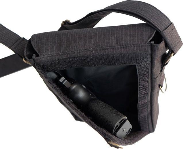 FALCO Elegantná taška na skryté nosenie zbrane typ 530