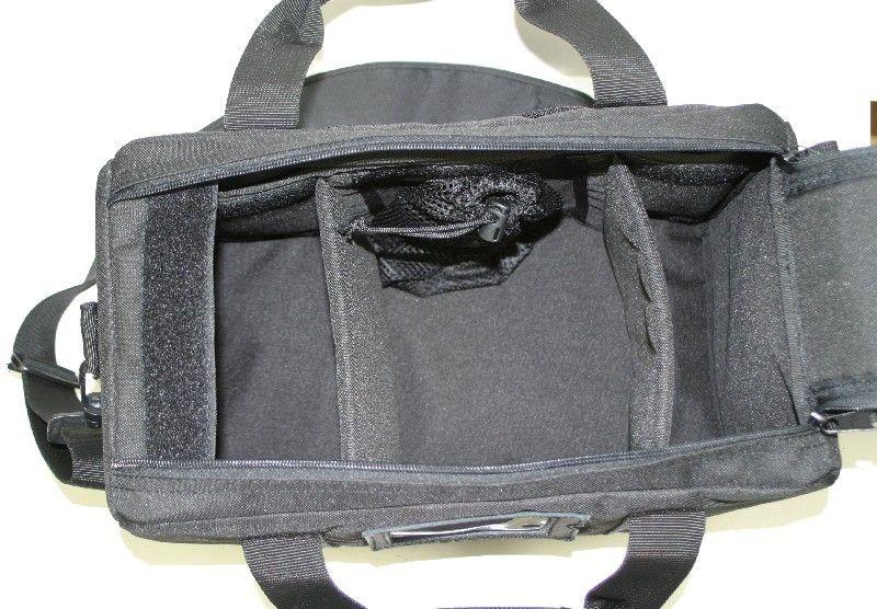 FALCO Taška na zbraň malá typ 512/2 - čierna