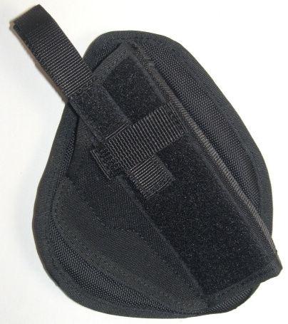FALCO Púzdro na zbraň MOLLE Glock 17 - čierne, (5100)
