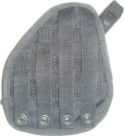 FALCO Púzdro na zbraň MOLLE Glock 17, ľavák - zelené, (5100)