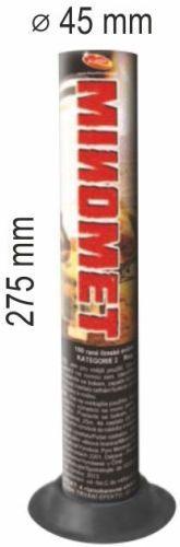 KLASEK Rímska svieca Minomet - 100 rán (R100M)