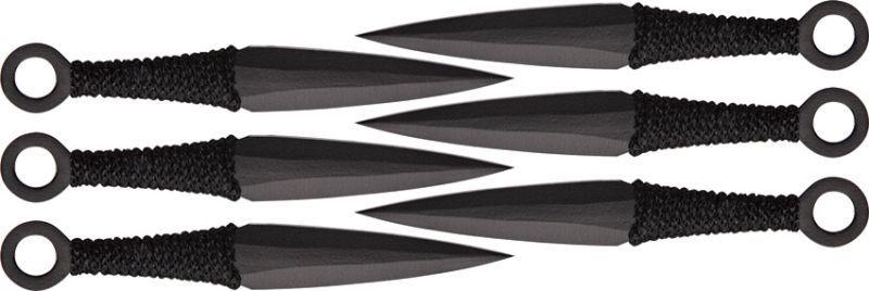 Vrhacie nože Pakistan Throwing, sada 6ks, PA3334