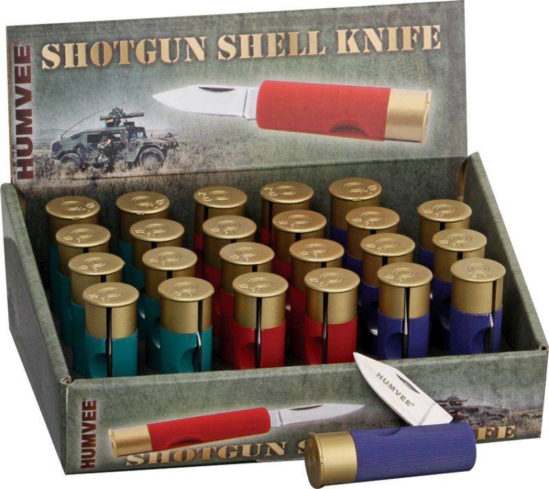Humvee Shotgun Shell Knife, HMV-DB-SHOT