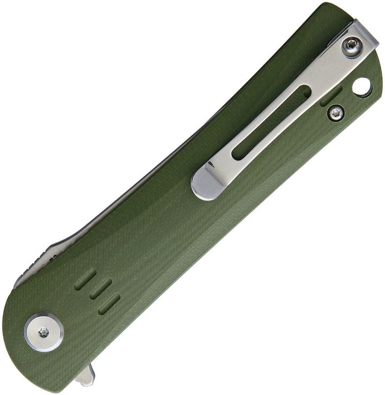 BESTECH Zatvárací nôž Kendo G10 Linerlock - zelený (BTKG06B1)