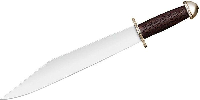 COLD STEEL Nôž s pevnou čepeľou CHIEFTAN SAX (88HUK)