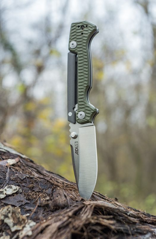 COLD STEEL Zatvárací nôž AD-15 SCORPION LOCK FOLDER (58SQ)
